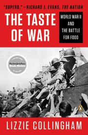 Cover art for THE TASTE OF WAR
