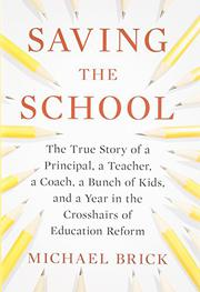 Cover art for SAVING THE SCHOOL