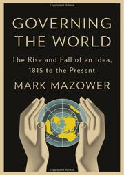 Book Cover for GOVERNING THE WORLD