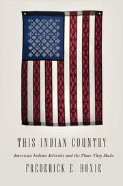 THIS INDIAN COUNTRY by Frederick E. Hoxie