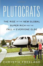 Cover art for PLUTOCRATS