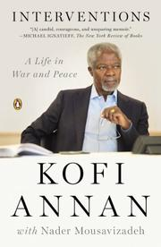 INTERVENTIONS by Kofi Annan