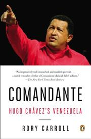Book Cover for COMANDANTE