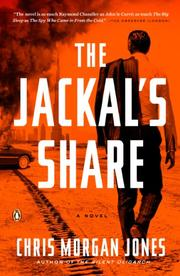Cover art for THE JACKAL'S SHARE
