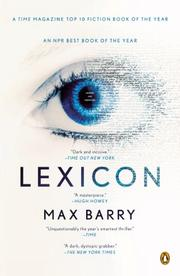 Cover art for LEXICON