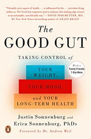 THE GOOD GUT by Justin Sonnenburg