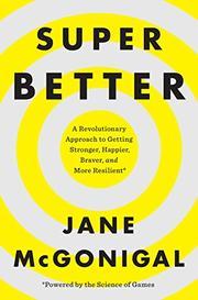 SUPERBETTER by Jane McGonigal