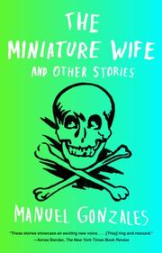 Book Cover for THE MINIATURE WIFE