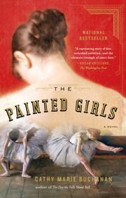 Cover art for THE PAINTED GIRLS