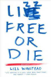 Book Cover for LIZZ FREE OR DIE