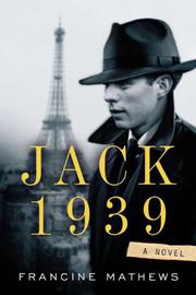 Cover art for JACK 1939