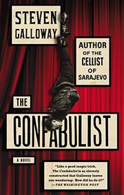 THE CONFABULIST by Steven Galloway