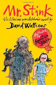 MR. STINK by David Walliams