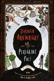 DARWEN ARKWRIGHT AND THE PEREGRINE PACT by A.J.  Hartley