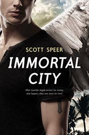 Cover art for IMMORTAL CITY