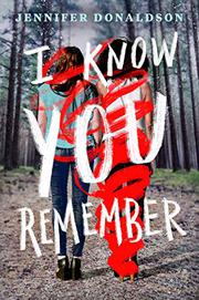 I KNOW YOU REMEMBER by Jennifer Donaldson