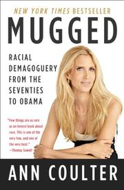 MUGGED by Anne Coulter