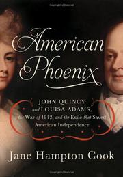 AMERICAN PHOENIX by Jane Hampton Cook