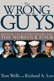 Book Cover for THE WRONG GUYS
