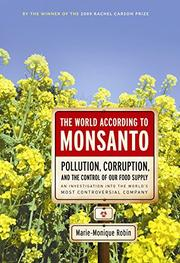 Book Cover for THE WORLD ACCORDING TO MONSANTO