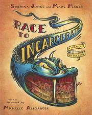 Book Cover for RACE TO INCARCERATE