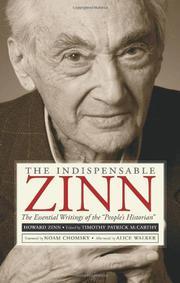 THE INDISPENSABLE ZINN by Howard Zinn