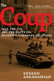 THE COUP by Ervand Abrahamian