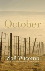 OCTOBER by Zoë  Wicomb