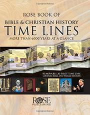 ROSE BOOK OF BIBLE & CHRISTIAN HISTORY TIME LINES by Timothy Paul et al. Jones