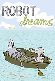 Cover art for ROBOT DREAMS