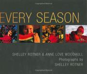 EVERY SEASON by Shelley Rotner