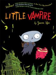LITTLE VAMPIRE by Joann Sfar