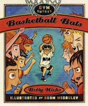 Cover art for BASKETBALL BATS
