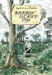 Cover art for BOURBON ISLAND 1730