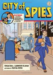 CITY OF SPIES by Susan Kim