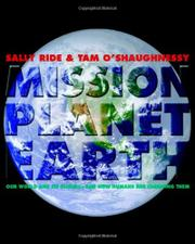 Cover art for MISSION: PLANET EARTH