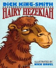 HAIRY HEZEKIAH by Dick King-Smith