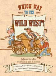 Cover art for WHICH WAY TO THE WILD WEST?