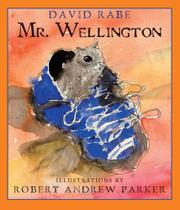 Cover art for MR. WELLINGTON