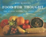FOOD FOR THOUGHT by Ken Robbins