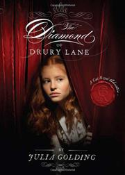Cover art for THE DIAMOND OF DRURY LANE