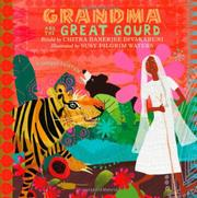 Book Cover for GRANDMA AND THE GREAT GOURD
