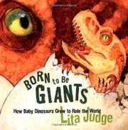 BORN TO BE GIANTS by Lita Judge