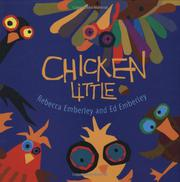 Book Cover for CHICKEN LITTLE
