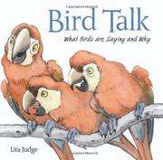 BIRD TALK by Lita Judge