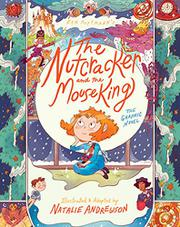THE NUTCRACKER AND THE MOUSE KING by E.T.A. Hoffmann