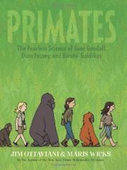 PRIMATES by Jim Ottaviani