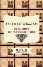 Book Cover for THE BOOK OF WILLIAM