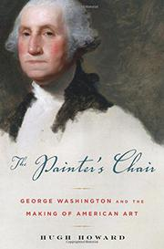 Cover art for THE PAINTER'S CHAIR