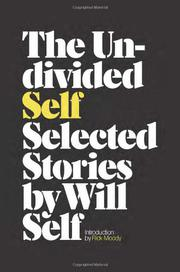 Book Cover for THE UNDIVIDED SELF